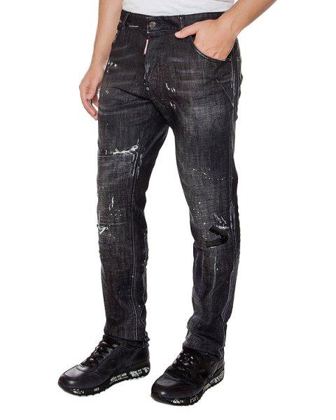 джинсы  артикул S74LB0041 марки DSQUARED купить за 25500 руб.