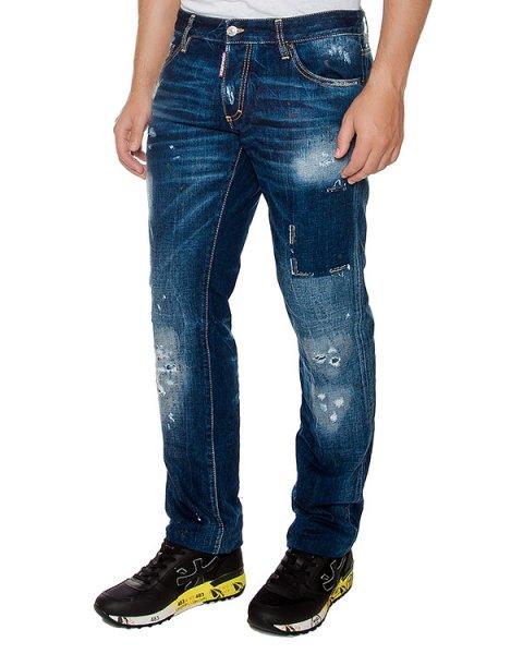 джинсы  артикул S74LB0052 марки DSQUARED купить за 27700 руб.