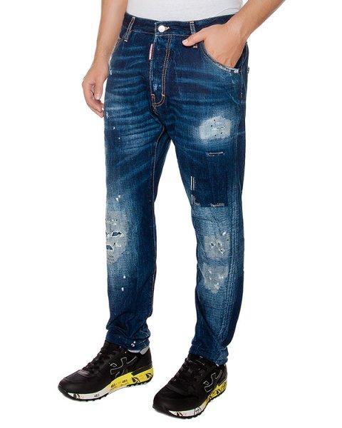 джинсы  артикул S74LB0053 марки DSQUARED купить за 27700 руб.