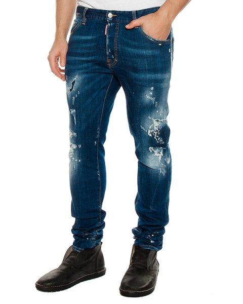 джинсы  артикул S74LB0081 марки DSQUARED купить за 32500 руб.