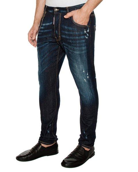 джинсы  артикул S74LB0121 марки DSQUARED купить за 29300 руб.