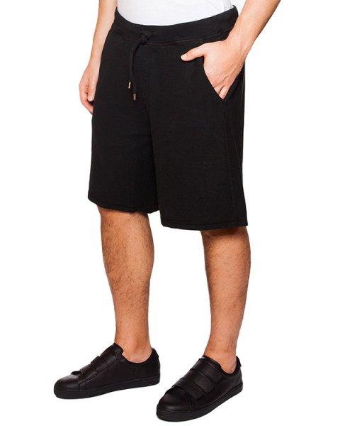 шорты из мягкого хлопка на завязках артикул S74MU0388 марки DSQUARED купить за 9400 руб.