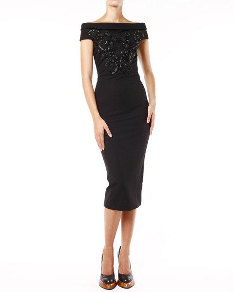 платье  артикул S75CT0797 марки DSQUARED купить за 23900 руб.