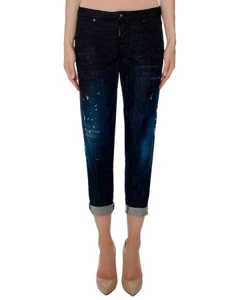 джинсы  артикул S75LA0784 марки DSQUARED купить за 38600 руб.
