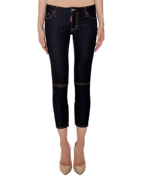 джинсы  артикул S75LA0805 марки DSQUARED купить за 27600 руб.