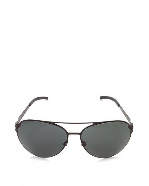 очки из сверхгибкого тонкого металла; безвинтовой шарнир; ручная работа артикул SAMSON марки MYKITA купить за 31200 руб.