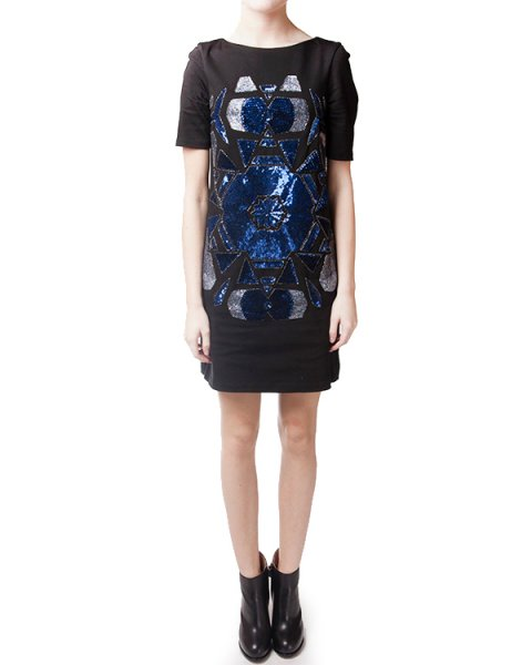 платье  артикул SEJEY85 марки P.A.R.O.S.H. купить за 12200 руб.