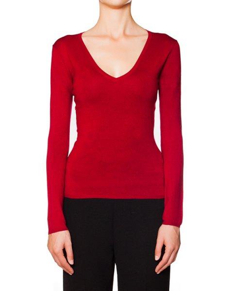 пуловер из шелка и кашемира артикул SELINEX511509 марки P.A.R.O.S.H. купить за 10700 руб.