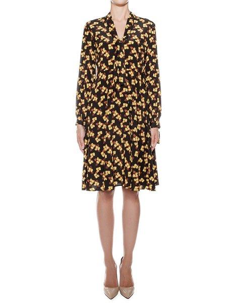 платье из легкого шелка с принтом артикул SHIZU721020 марки P.A.R.O.S.H. купить за 46800 руб.