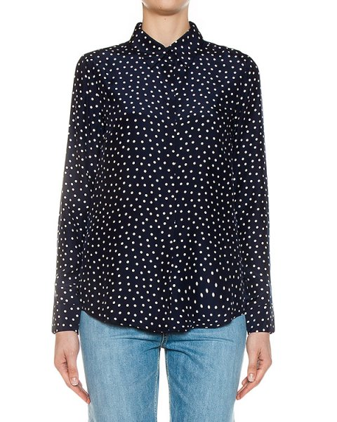 блуза  артикул SISPOT380523 марки P.A.R.O.S.H. купить за 17800 руб.