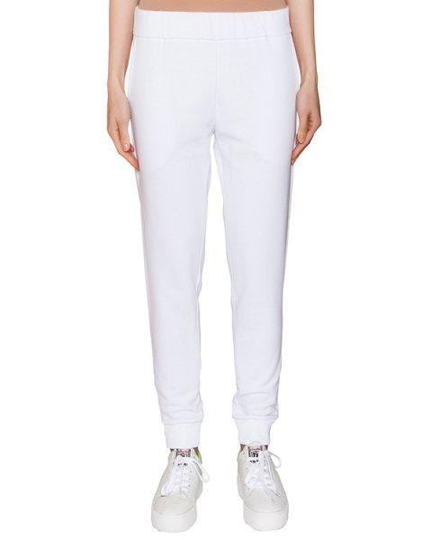 брюки в спортивном стиле из мягкого хлопкового трикотажа артикул SS16704 марки KATЯ DOBRЯKOVA купить за 5300 руб.
