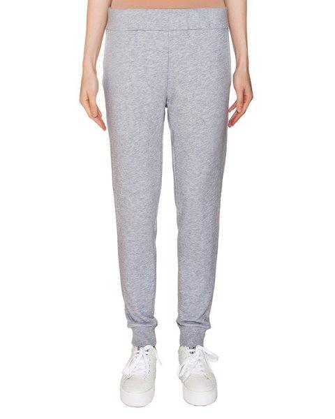брюки в спортивном стиле из мягкого хлопкового трикотажа артикул SS16704 марки KATЯ DOBRЯKOVA купить за 7500 руб.