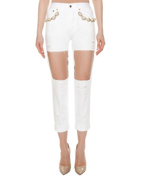джинсы  артикул SS1708 марки Forte Couture купить за 28900 руб.