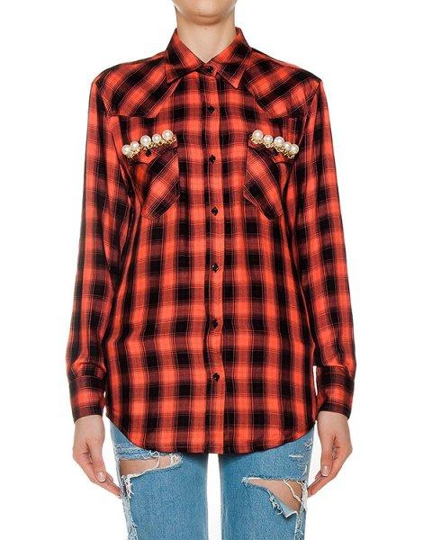 рубашка  артикул SS1722 марки Forte Couture купить за 27000 руб.