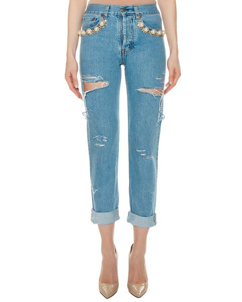джинсы  артикул SS1763 марки Forte Couture купить за 30200 руб.