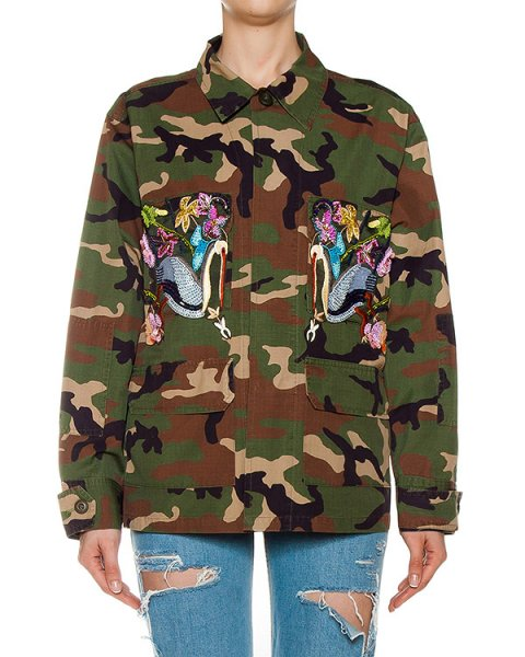 рубашка  артикул SS1774 марки Forte Couture купить за 53200 руб.