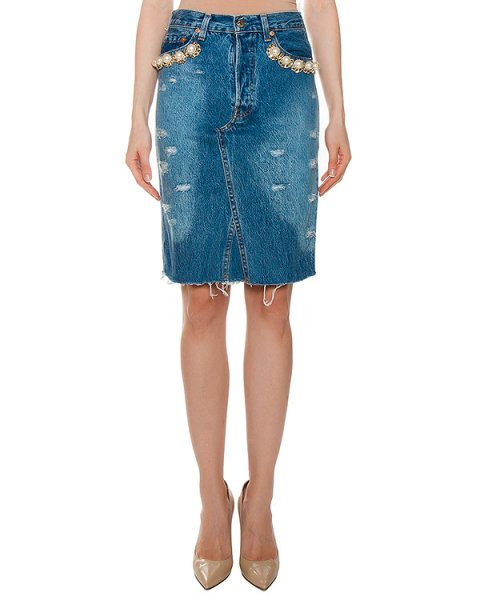 юбка  артикул SS1784 марки Forte Couture купить за 25100 руб.