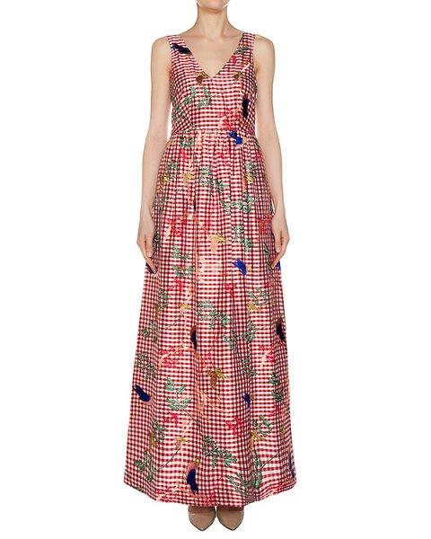 платье  артикул SULA721115 марки P.A.R.O.S.H. купить за 37300 руб.