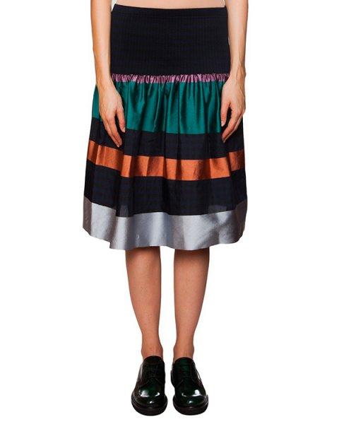юбка в яркую контрастную полоску артикул TC59FG066 марки Tsumori Chisato купить за 12100 руб.