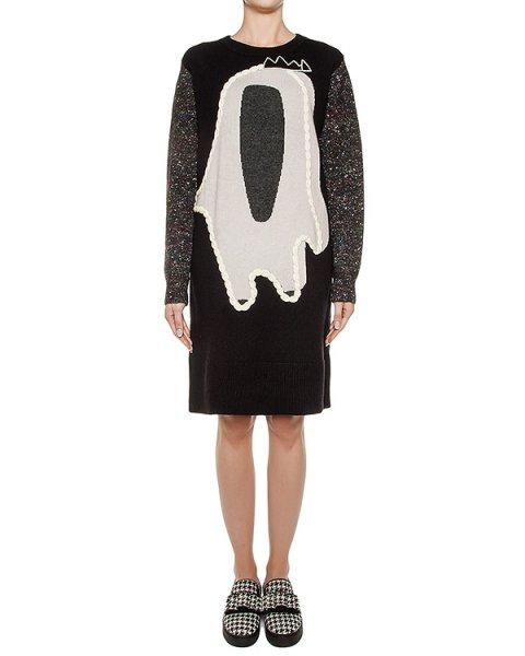 платье вязаное из мягкой шерсти артикул TC69KH032 марки Tsumori Chisato купить за 48800 руб.