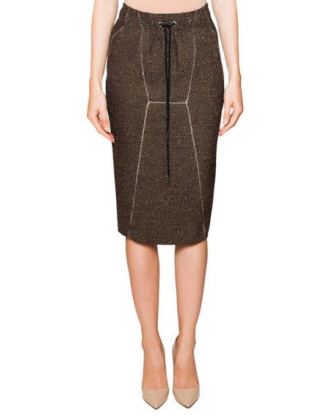юбка из эластичного трикотажа  артикул TD0901-1178 марки TOM REBL купить за 23900 руб.
