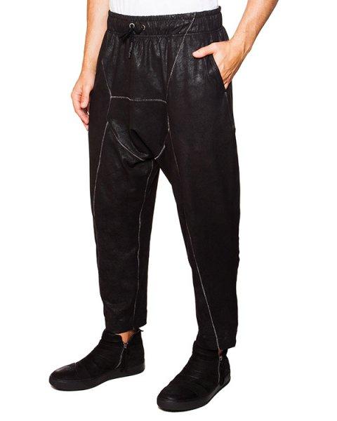 брюки галифе из хлопка с покрытием артикул TU0109 марки TOM REBL купить за 32300 руб.