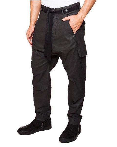 брюки галифе из плотного вощеного хлопка артикул TU0111 марки TOM REBL купить за 42800 руб.