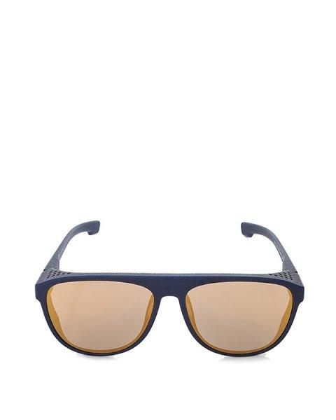 очки с шорами по бокам; выполнены из запатентованного материала Mylon; безвинтовой шарнир; ручная работа артикул TURBO марки MYKITA купить за 36400 руб.