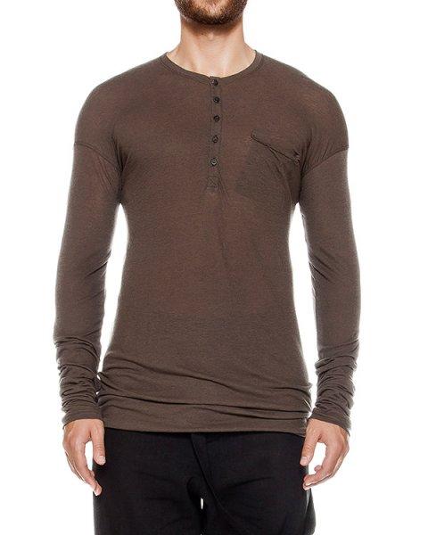 футболка из хлопкового трикотажа артикул UJ05F16 марки Isabel Benenato купить за 16900 руб.