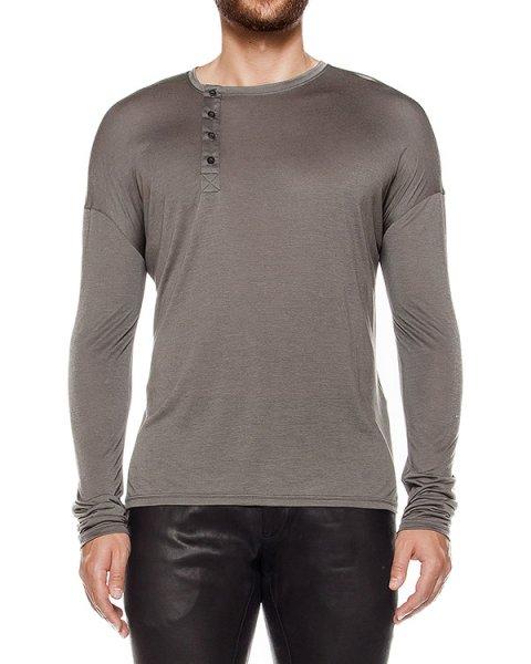 футболка из мягкого трикотажа артикул UJ34F16 марки Isabel Benenato купить за 13500 руб.