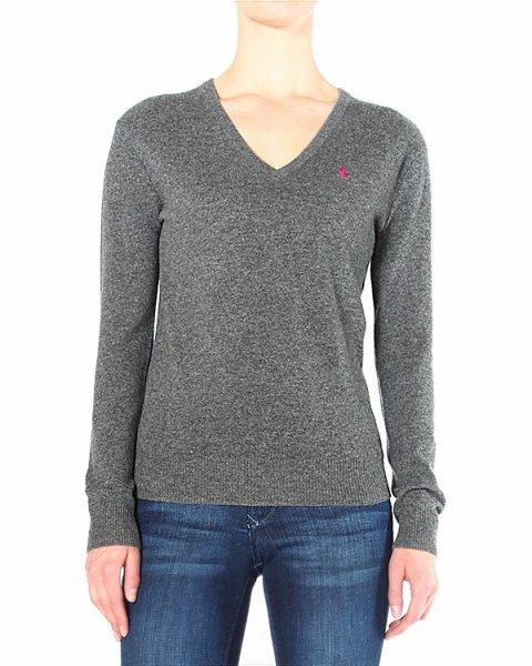 пуловер из благородного кашемира, с лого бренда на груди артикул V39IOELO марки Polo by Ralph Lauren купить за 10900 руб.