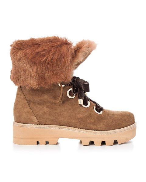 ботинки  артикул V7001 марки Rachel Zoe купить за 24900 руб.