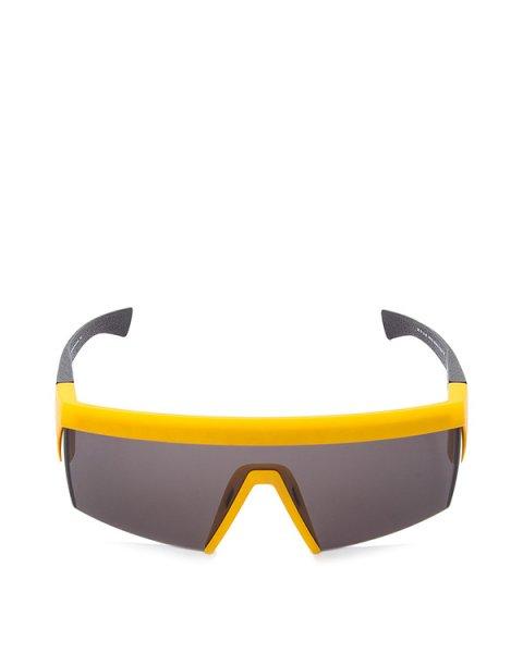 очки выполнены из запатентованного материала Mylon; безвинтовой шарнир; ручная работа артикул VICE марки MYKITA купить за 36400 руб.