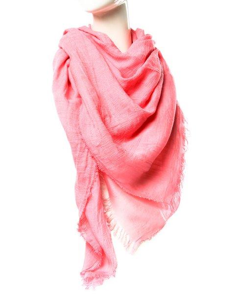 платок из фактурного трикотажа  артикул WK144 марки DONDUP купить за 6800 руб.
