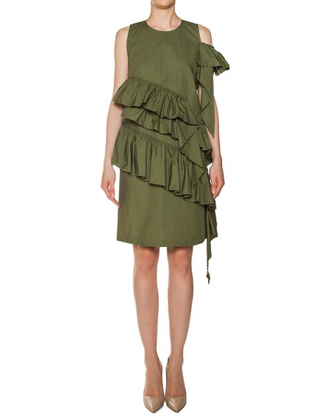 платье  артикул Y7PE04 марки SEMI-COUTURE купить за 16200 руб.