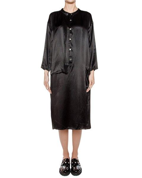 платье свободного кроя из легкой ткани артикул ZU69FH081 марки ZUCCA купить за 17100 руб.