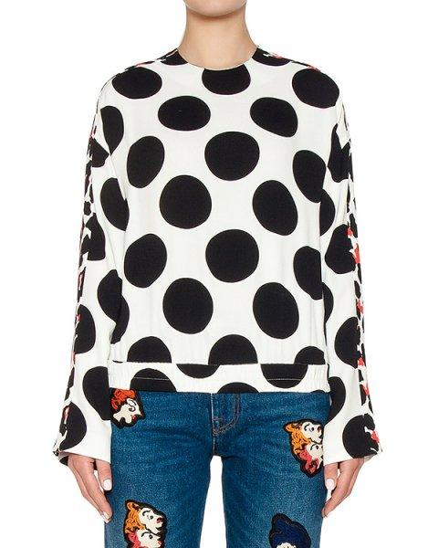 блуза  артикул MDM182Y марки MSGM купить за 16900 руб.