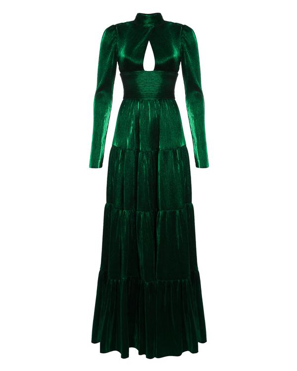 платье в пол с вырезами  артикул 0003W7 марки Rasario купить за 95000 руб.