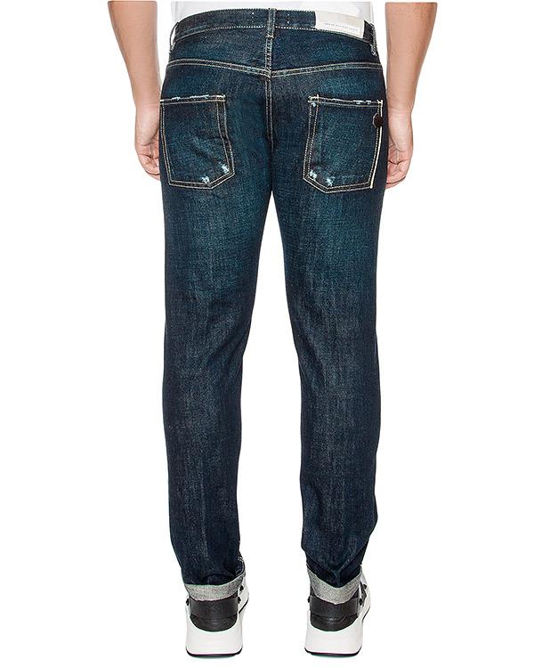 мужская джинсы P.M.D.S, сезон: зима 2016/17. Купить за 11400 руб. | Фото $i