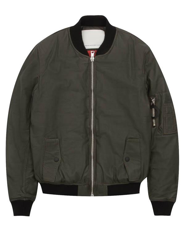 куртка из мягкой кожи  артикул 03542 марки P.M.D.S купить за 30200 руб.