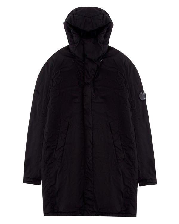 пальто куртка из тонкого влагоотталкивающего материала артикул 03CMOW005A марки C.P.Company купить за 34300 руб.