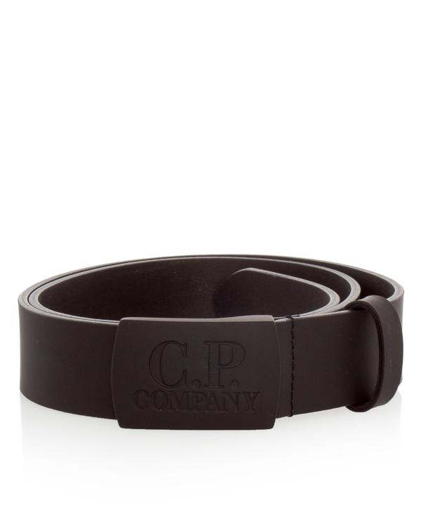 C.P.Company из плотной кожи  артикул  марки C.P.Company купить за 7400 руб.