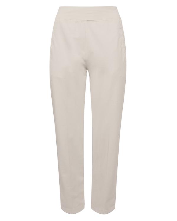 брюки прямого силуэта из хлопка  артикул 07R02261 марки European Culture купить за 7200 руб.