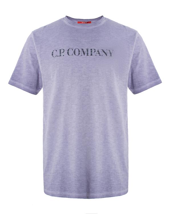 C.P.Company из хлопкового джерси с принтом  артикул  марки C.P.Company купить за 8300 руб.