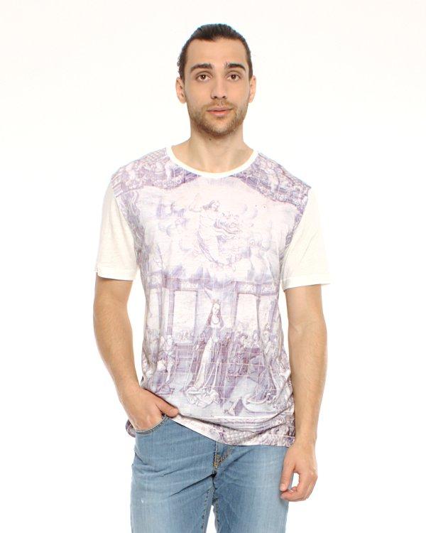мужская футболка ONE-T-SHIRT, сезон: лето 2012. Купить за 3300 руб. | Фото $i