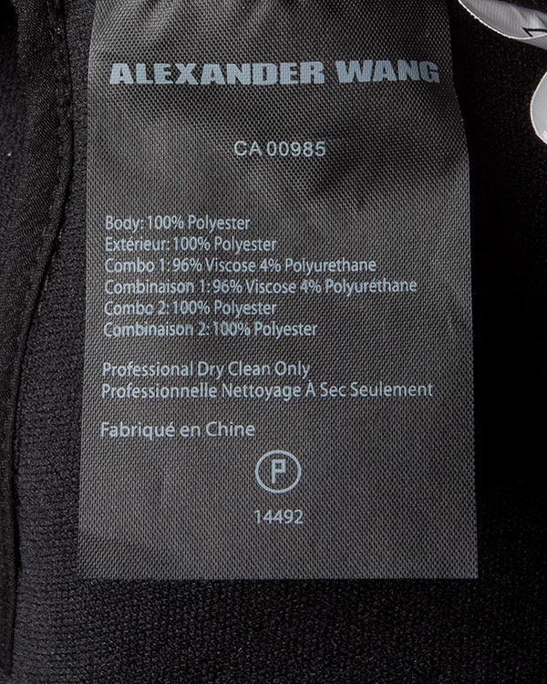 женская топ Alexander Wang, сезон: зима 2016/17. Купить за 24000 руб. | Фото $i