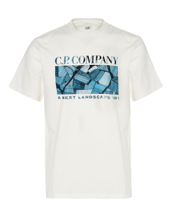 C.P.Company с графическим принтом  артикул  марки C.P.Company купить за 7300 руб.