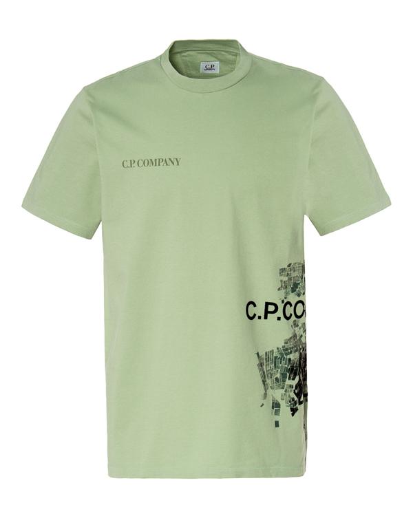C.P.Company из оздухопроницаемого хлопкового джерси артикул  марки C.P.Company купить за 8300 руб.
