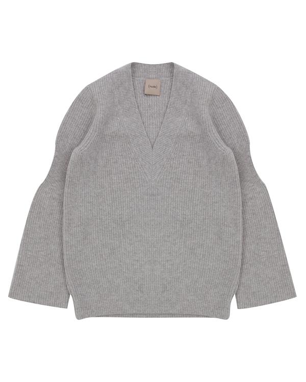 пуловер из шерсти артикул 1101047 марки Nude купить за 10300 руб.