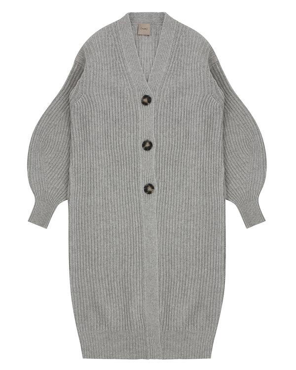 Nude из вязаной шерсти с объемными рукавами  артикул 1101051 марки Nude купить за 13900 руб.